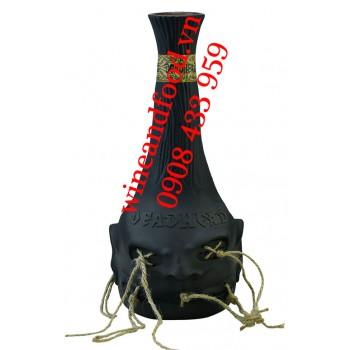 Rượu Rum Deadhead 700ml