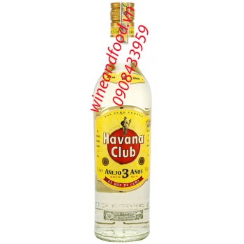 Rượu Rum Havana Club 750ml