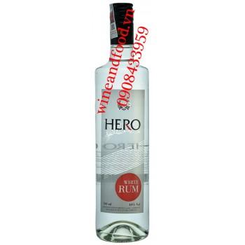 Rượu Rum Hero 700ml