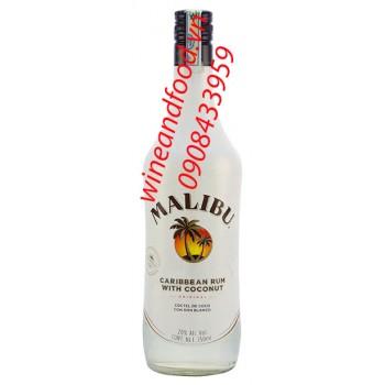 Rượu Rum Malibu Coconut 750ml