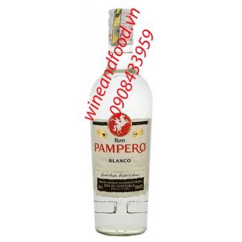 Rượu Rum Pampero Blanco 700ml