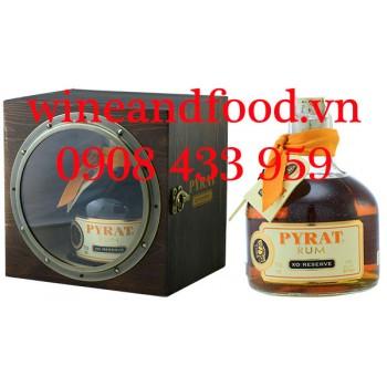 Rượu Rum Pyrat XO Reserve hộp quà 750ml