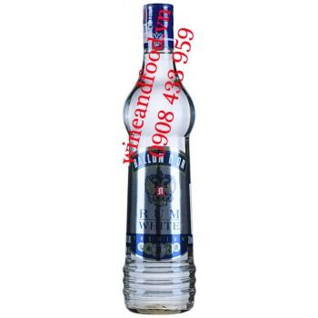 Rượu Rum trắng Premium Ballon D'or 700ml