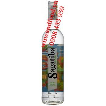 Rượu Sagatiba Cristalina Brazil Rum 70cl