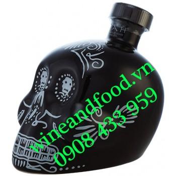 Rượu Tequila Anejo KAH đầu lâu 700ml