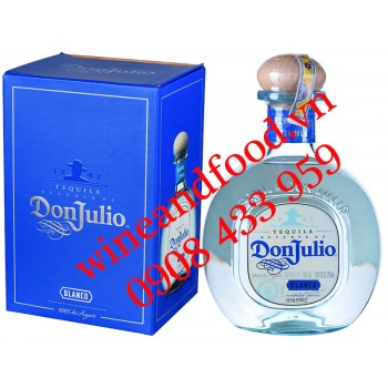 Rượu Tequila Don Julio Blanco Reservade 750ml