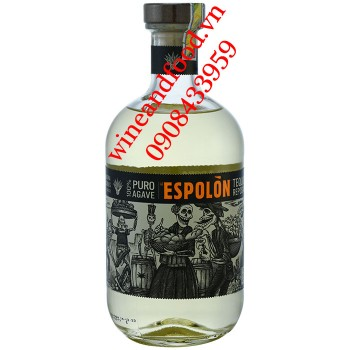 Rượu Tequila Espolon Reposado 100% Puro Agave 750ml