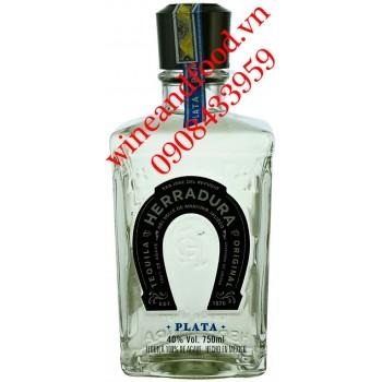 Rượu Tequila Herradura Plata 750ml