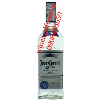 Rượu Tequila Jose Cuervo Silver 750ml