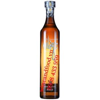 Rượu Tequila Milagro Leyenda Del Anejo 100% Agave 70cl