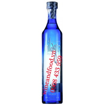 Rượu Tequila Milagro Leyenda Del Silver 100% Agave 70cl