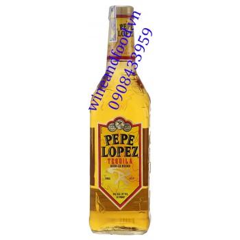 Rượu Tequila Pepe Lopez 750ml