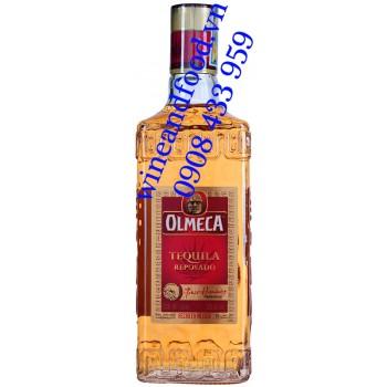 Rượu Tequila Reposado Olmeca 750ml