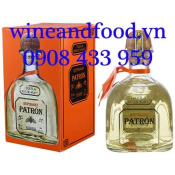 Rượu Tequila Reposado Patrón 750ml
