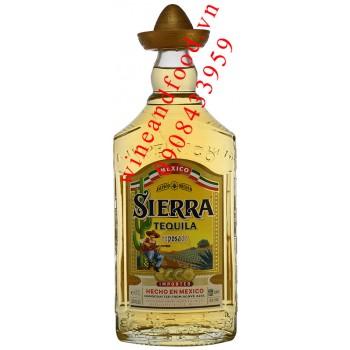 Rượu Tequila Sierra Reposado 70cl