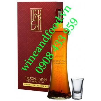 Rượu Đông Trùng Hạ Thảo Trường Sinh hộp quà