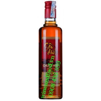 Rượu Sân Đình chuối hột Vodka Men 400ml