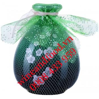 Rượu Nữ Nhi Hồng Mận Xanh Zhongliang 500ml