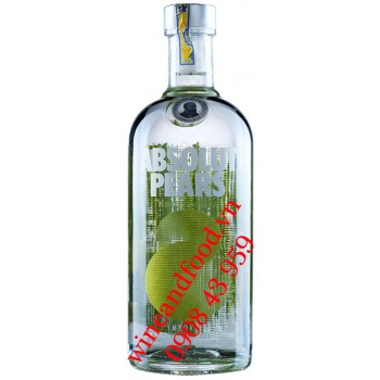 Rượu Vodka Absolut Đào Pears 750ml