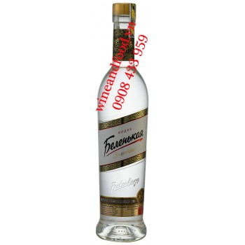 Rượu Vodka Belenkaya Gold 500ml