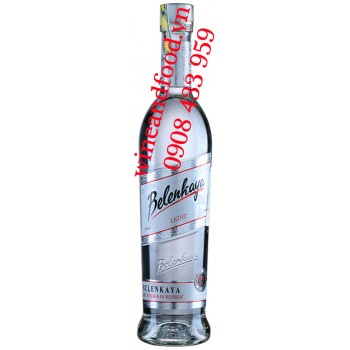 Rượu Vodka Belenkaya Light 500ml