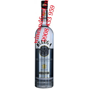 Rượu Vodka Beluga Noble Export 1L5