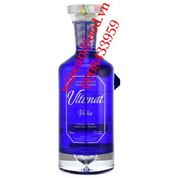 Rượu Vodka Ultimat 80 Proof 750ml