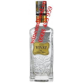 Rượu Vodka Vivat Gold 500ml