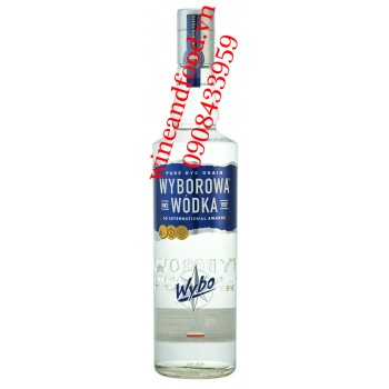 Rượu Vodka Wyborowa Wodka Wybo 700ml
