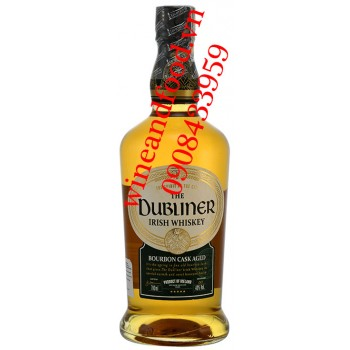 Rượu Irish Whiskey The Dubliner Bourbon Cask Age