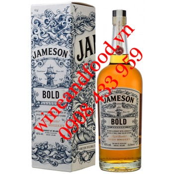 Rượu Jameson Bold Irish Whiskey 1 lít
