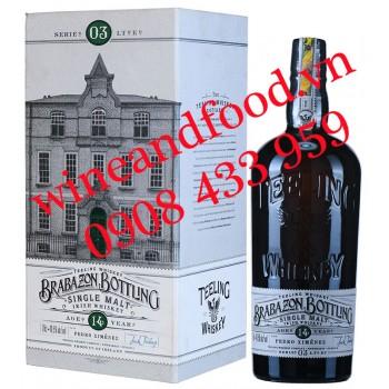 Rượu Teeling Brabazon Bottling Series 03 Irish Whiskey 14 năm 70cl