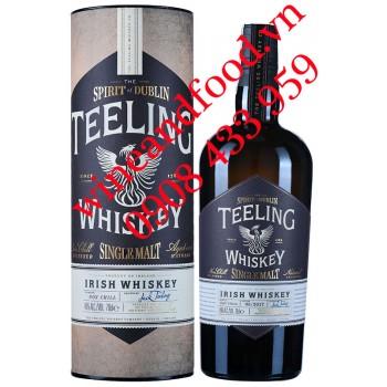 Rượu Teeling Single Malt Irish Whiskey 70cl