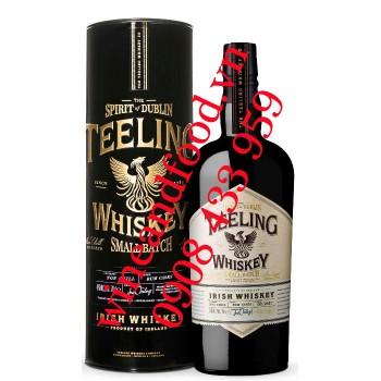 Rượu Teeling Small Batch Irish Whiskey 70cl