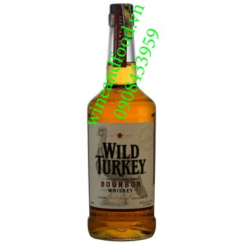 Rượu Wild Turkey Bourbon Whiskey 750ml