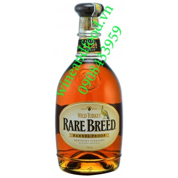 Rượu Wild Turkey Rare Breed Bourbon Whiskey 750ml