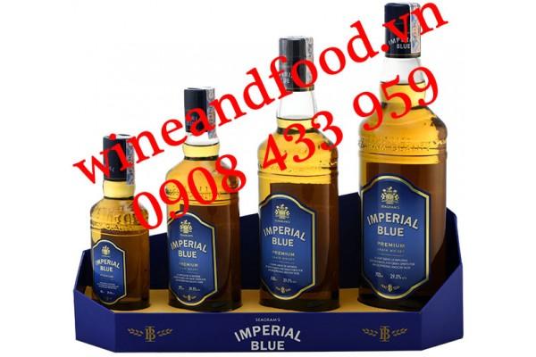 Rượu Imperial Blue Grain Whisky