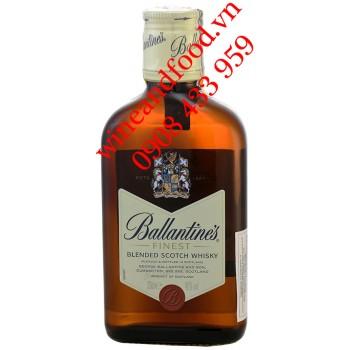 Rượu Whisky Ballantine's Finest 20cl