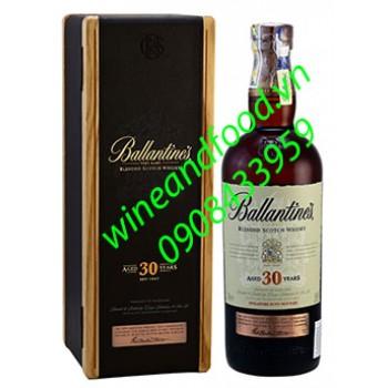 Rượu Ballantine's 30 năm 700ml
