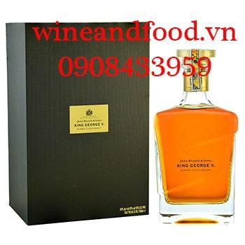 Rượu John Walker & Sons King George V 750ml