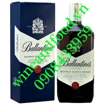 Rượu Whisky Ballantine's Finest 1l