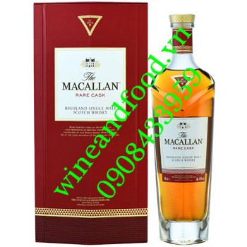 Rượu Whisky The Macallan Rare Cask 700ml