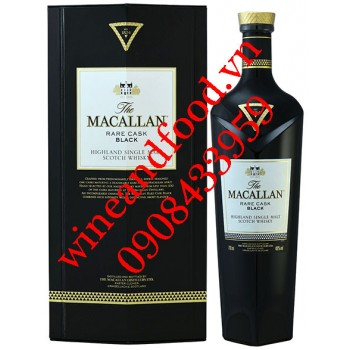 Rượu Whisky The Macallan Rare Cask Black Single Malt