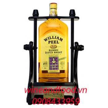 Rượu Whisky William Peel 1l50
