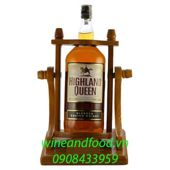 Rượu Wishky Highland Queen 1500ml
