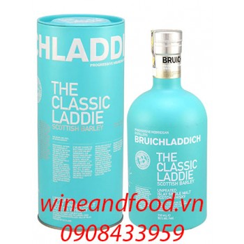 Rượu Bruichladdich The Classic Laddie Scottish Barley 700ml