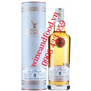 Rượu Whisky Gordon & Macphail Discovery Single Malt 13 năm