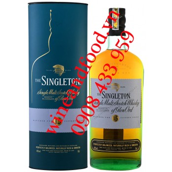 Rượu Whisky The Singleton 15 năm Single Malt 70cl