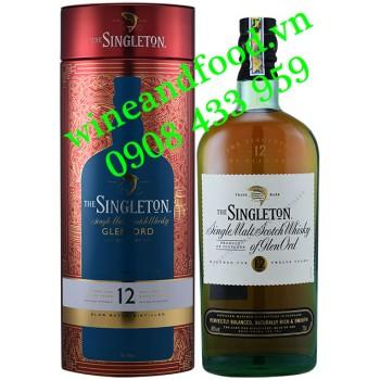 Rượu Whisky The Singleton Glen Ord Single Malt 12 năm hộp thiếc