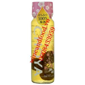 Rượu mơ Choya mật ong Nhật Bản 325ml